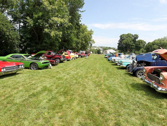 Hilltop Playground Association 6th Annual Car Show