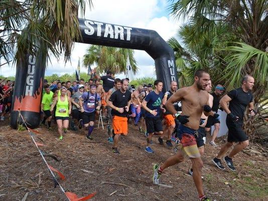 Tough Mudder Central Florida