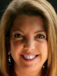 Jennifer Holm soon after her 2010 diagnosis.