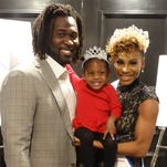 Titans safety Da'Norris Searcy's wife crowned Ms. Black USA