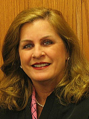 Judge Jodie Asel in 2011.