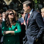 Rob Porter, alleged White House wife abuser, worked for Ohio Sen. Rob Portman: 'I was shocked to hear about charges, Portman says.