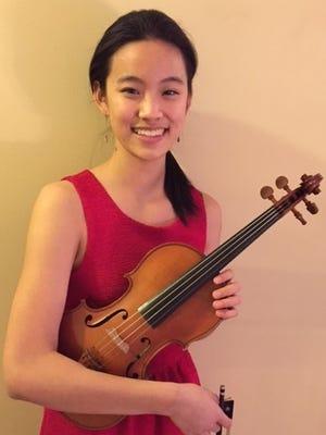 Emily Wang of Scotch Plains