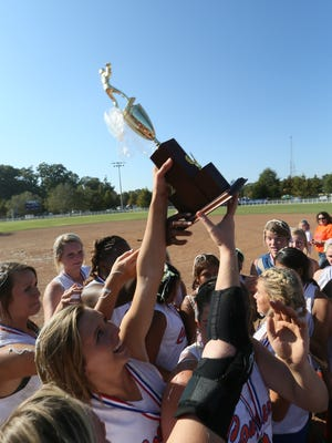 The MHSAA slow pitch softball championships take place Saturday, Oct. 24 at Freedom Ridge Park in Ridgeland.