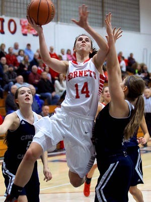 Maggie Deboy led Rossville to an 18-4 record.