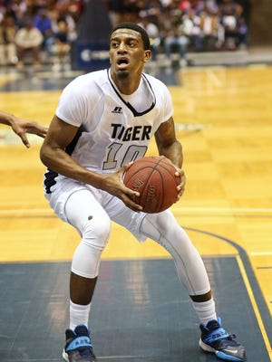 Raeford Worsham made all six of his shots and scored 16 points in JSU's 61-58 win at Grambling.