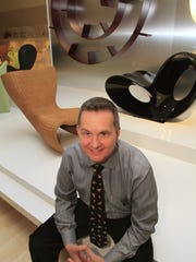 Indianapolis Museum of Art director Charles Venable