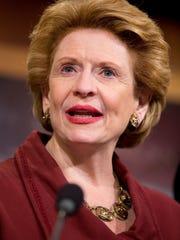 Sen. Debbie Stabenow, D-Mich.