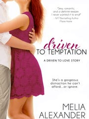 """""""Driven to Temptation"""" is the second novel by former"""