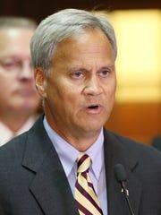 State Sen. Jim Merritt, an Indianapolis Republican,