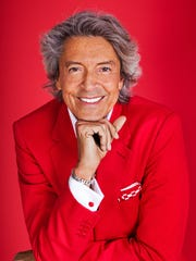 Broadway star, director and choreographer Tommy Tune brings his autobiographical show to the Berman Center on Thursday.
