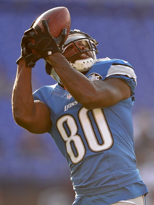 NFL: Preseason-Detroit Lions at Baltimore Ravens
