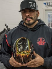 Hot Rods and Handlebars General Manager Art Solis show