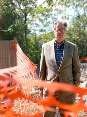 Author and Detroit native David Maraniss returned to the city in 2015 and visited the rubble of what was once his home.