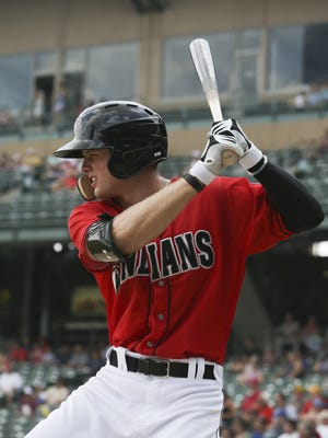 Austin Meadows is a big leagues prospect, but he's focused on his play for the Indianapolis Indians right now.