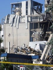 An explosion ripped through a corn mill plant at the Didion Milling complex in Cambria on May 31. Three workers died in the blast. Two other workers died in the hospital from injuries sustained in the explosion. About a dozen workers at the plant were injured. The cause of the explosion is under investigation.