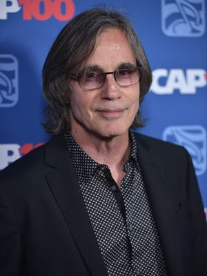 Jackson Browne arrives at the ASCAP Pop Music Awards at the Loews Hollywood Hotel on Wednesday, April 23, 2014, in Los Angeles. (Photo by Richard Shotwell/Invision/AP)