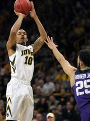 Iowa backup point guard Christian Williams told coach Fran McCaffery in October that he plans to transfer closer to his hometown of Decatur, Illinois.