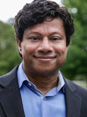 Shri Thanedar, Democratic candidate for governor.