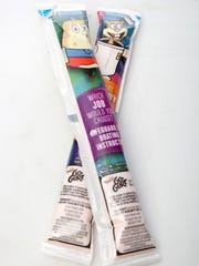 Go-Gurt for back-to-school. Photographed at the Statesman