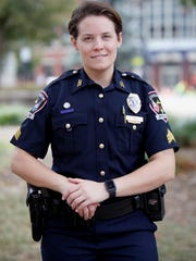 Sgt. Brittney Garrett during Kentucky's 3rd Annual