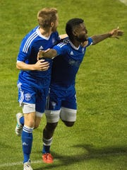 Reno 1868 FC secured a spot in the United Soccer League