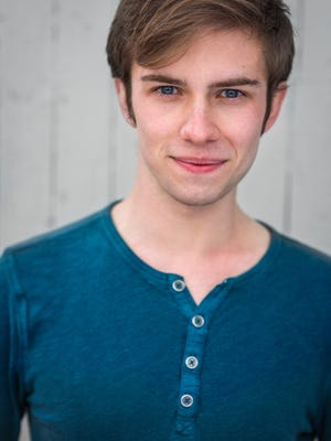 """""""Seth Hatch stars in JAMES AND THE GIANT PEACH at the Roxy Regional Theatre, March 9 - March 31"""""""