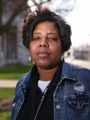 Neiko Gilbert came to campus to pick up her daughter, a DePauw student who felt uncomfortable.