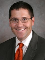 David Stark, the new CEO of UnityPoint Health-Des Moines.