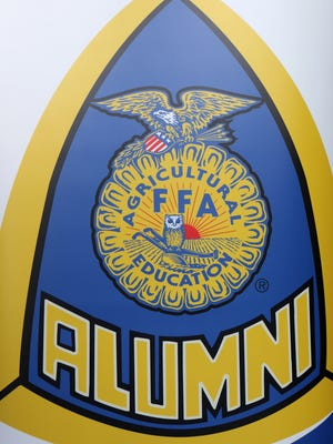 FFA Alumni are recognized at the Wisconsin FFA Convention in the FFA Hall of Fame and past state officers.
