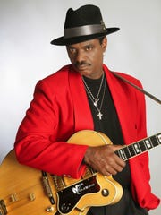 Nick Colionne and his smooth-jazz guitar will take the Saturday in Southfield on Saturday night.