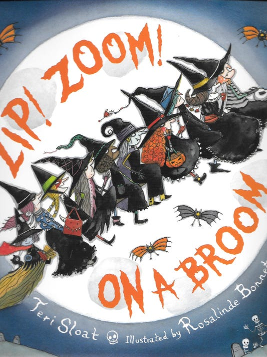 Zip! Zoom! On a Broom