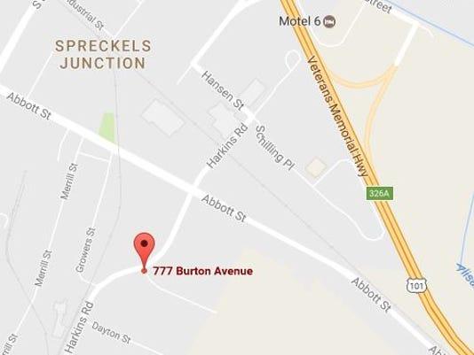 777 Burton Ave.