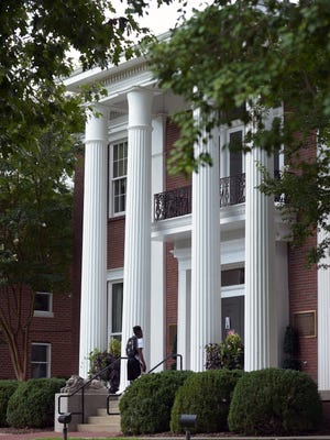 Martin Methodist College is located in downtown Pulaski, Tenn.  and has several antebellum homes on their campus.