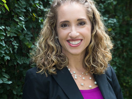 Amanda Huston, a former program director in state government and FSU graduate, is now a company vice president.