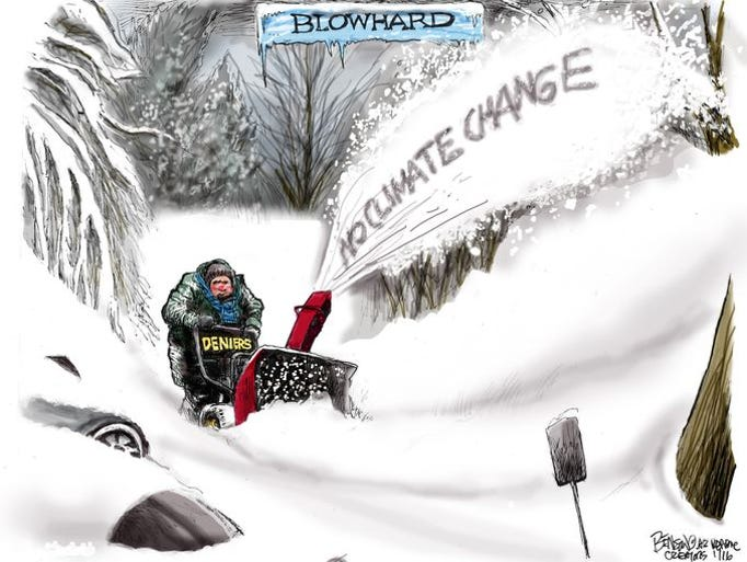 Steve Benson, Arizona Republic