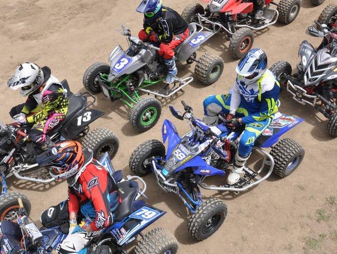 Imágenes del evento de deportes de motor en vivo, Monster