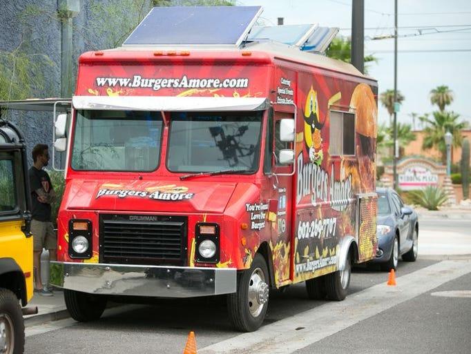 Bacon Boss Food Truck Menu