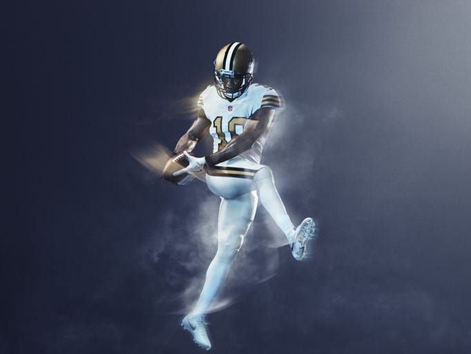 cooks color rush jersey