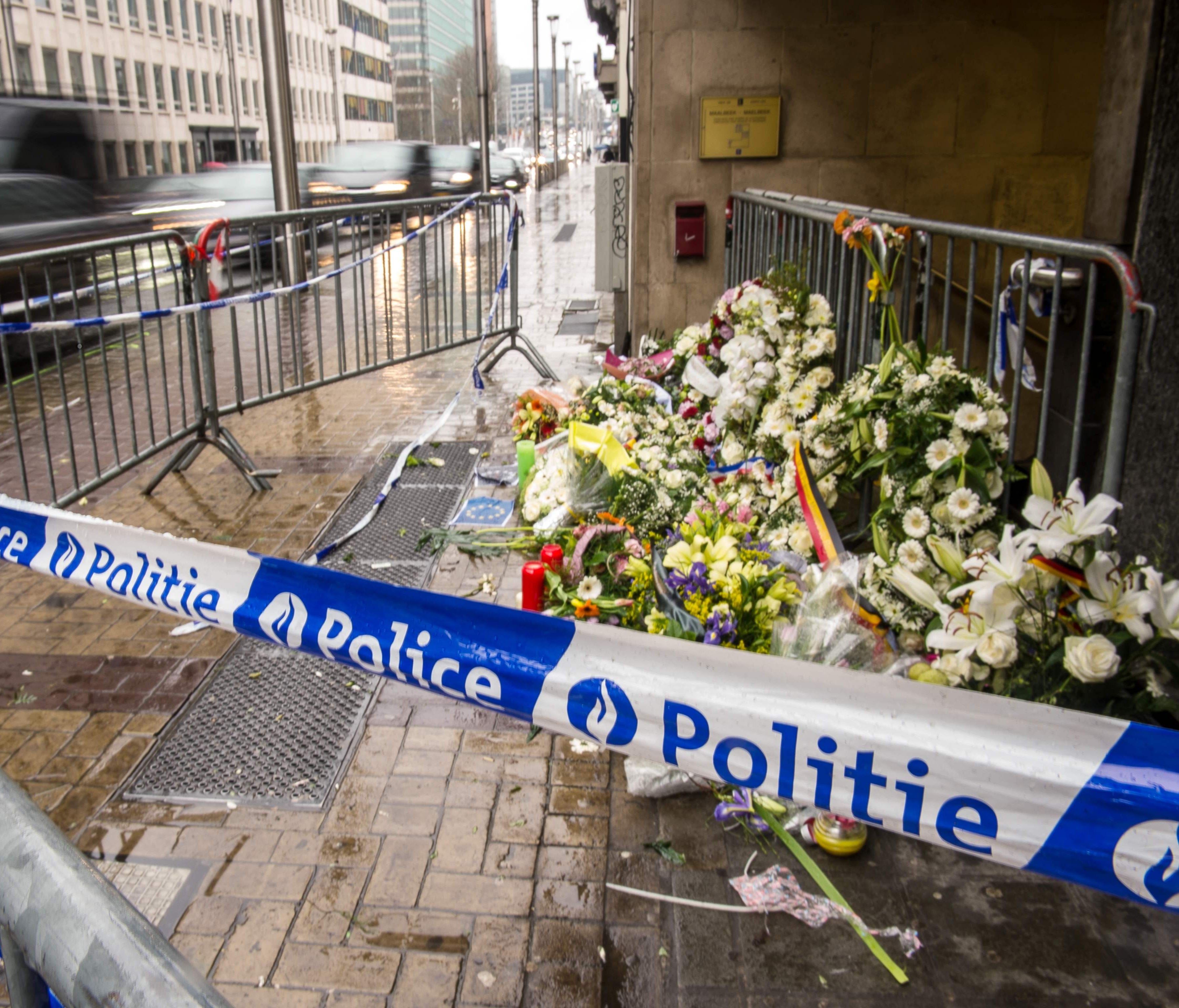 Hotel staff jumps into action after Brussels subway attack