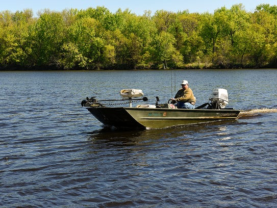 2017 fishing opener to highlight mississippi community for When is fishing opener in minnesota