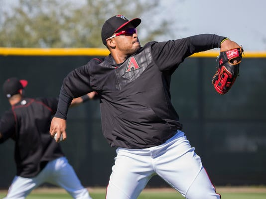 D-Backs Yasmany Tomas