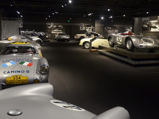 The museum has an extensive group of Porsches, including Miles Collier's high school graduation gift. The Revs institute in Naples houses a world-class collection of the century's most significant automobiles, and is open for public viewing.