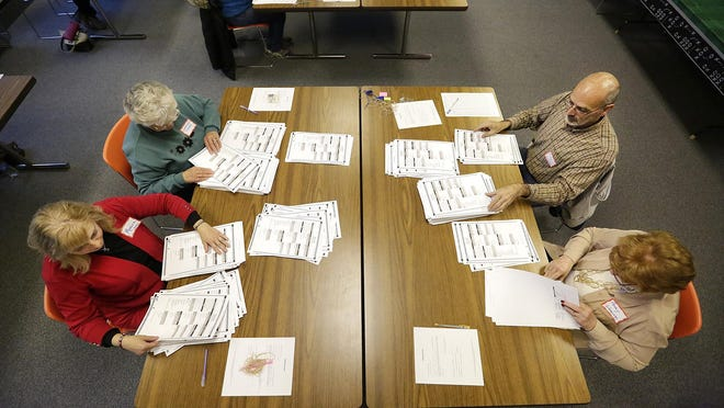 Do you support the ballot recounts in the 2016 election? What do you think they are intended to accomplish?