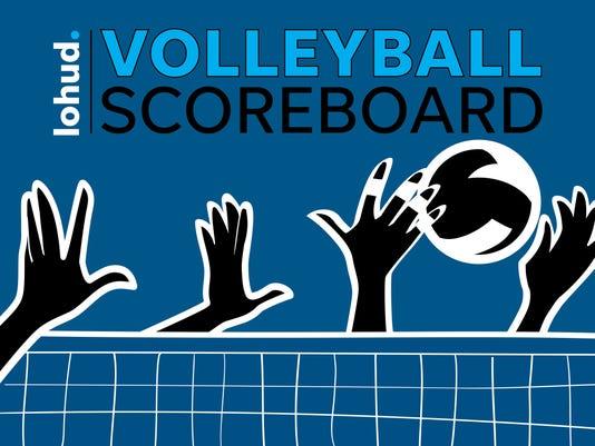 Lohud volleyball scoreboard
