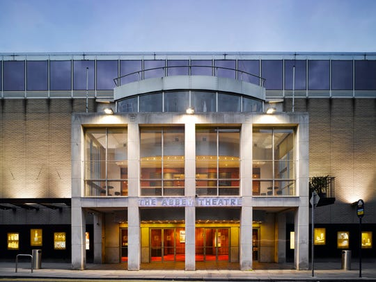The Abbey Theatre was the first state-funded theater