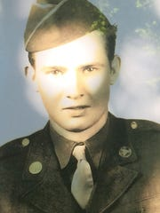 Army Cpl. Jim Farrens
