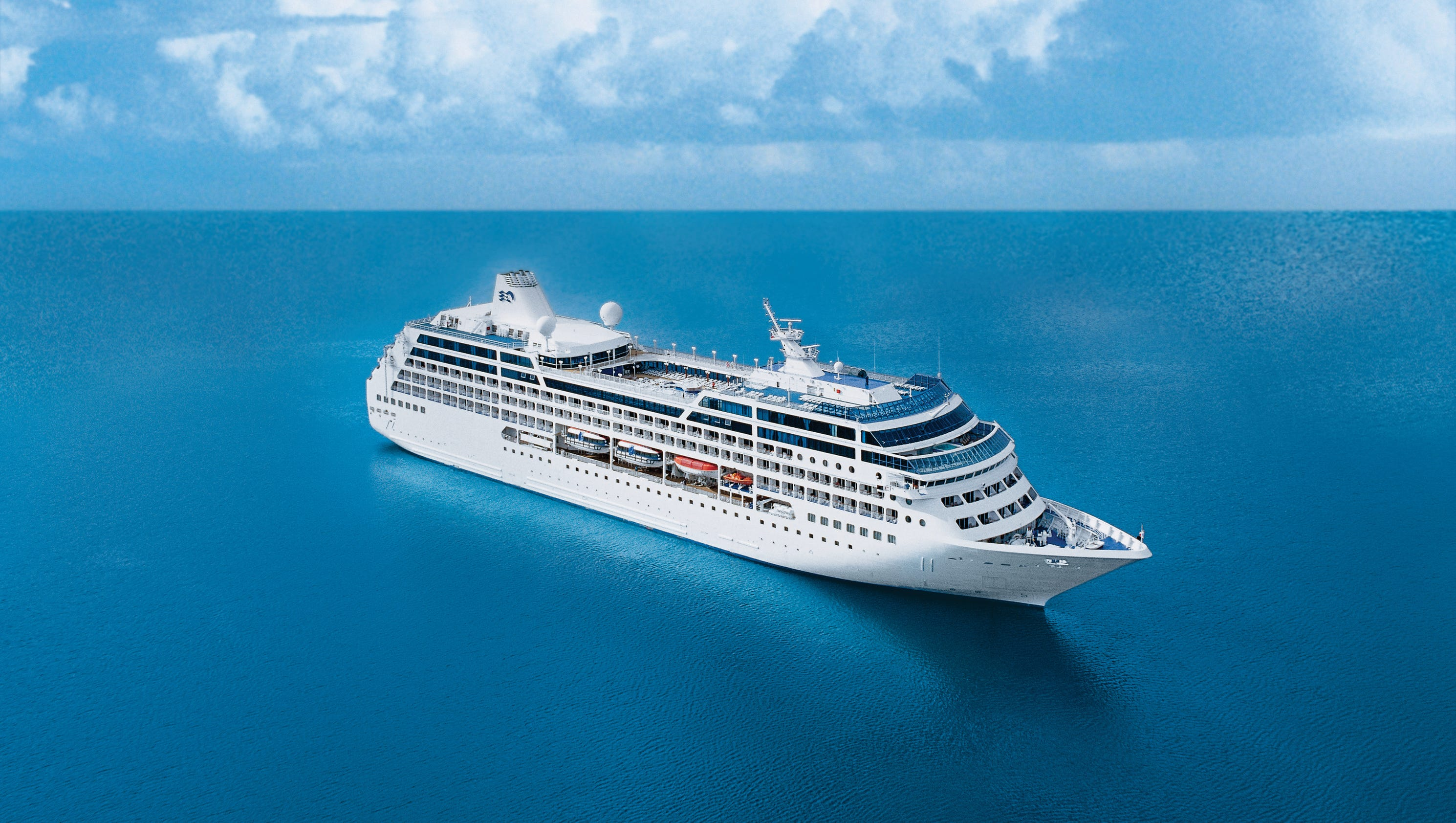 Princess cruises ship to go around the world in 111 days for Around the world cruise ship