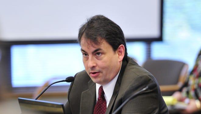 Mark McMullen, senior economist