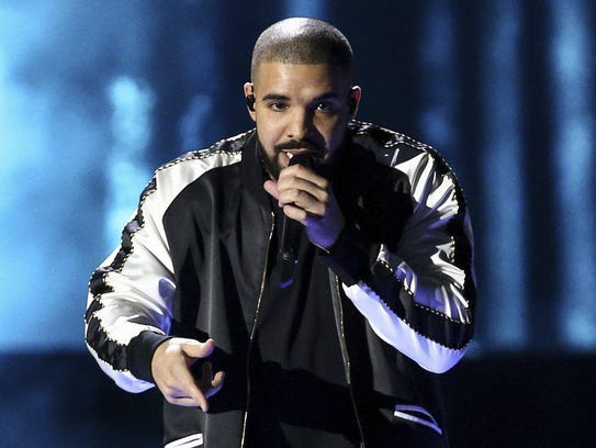Drake earned a record-breaking 13 American Music Awards